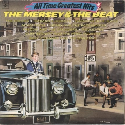 #<Artist:0x00007f6a22056ac0> - All Time Greatest Hits The Mersey & The Beat