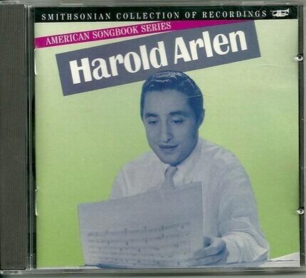 #<Artist:0x00007fb6500b3570> - American Songbook Series: Harold Arlen