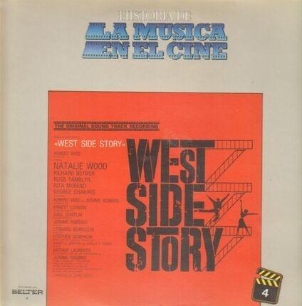 #<Artist:0x00007fcee299a558> - West Side Story