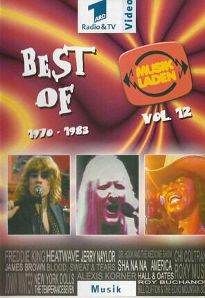 #<Artist:0x00007fbd8d101c18> - Best Of Musikladen 1970 - 1983 Vol. 12