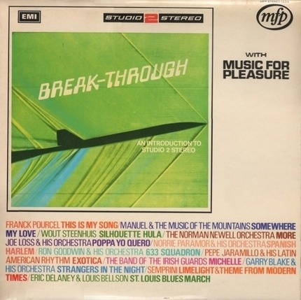 #<Artist:0x00007fcee170c8a0> - Break-Through - An Introduction To Studio 2 Stereo