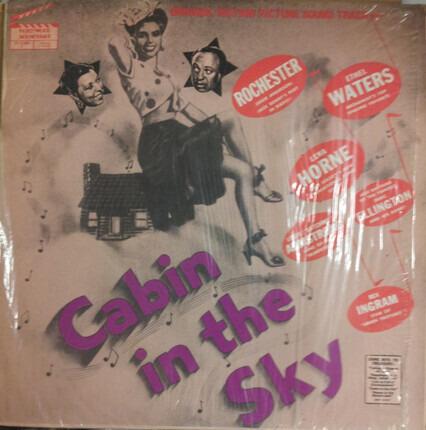 #<Artist:0x00007fce317a04e8> - Cabin In The Sky