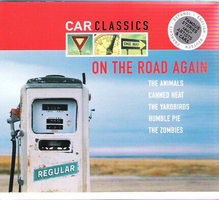 #<Artist:0x00007f6514f5ae30> - Car Classics - On The Road Again