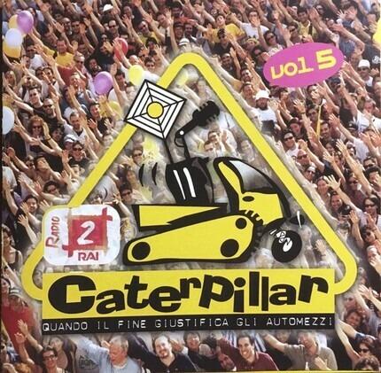 #<Artist:0x00007eff384d1348> - Caterpillar vol. 5