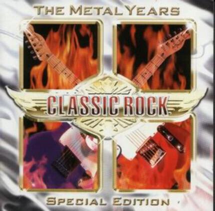 #<Artist:0x00007f410de27a70> - Classic Rock: The Metal Years