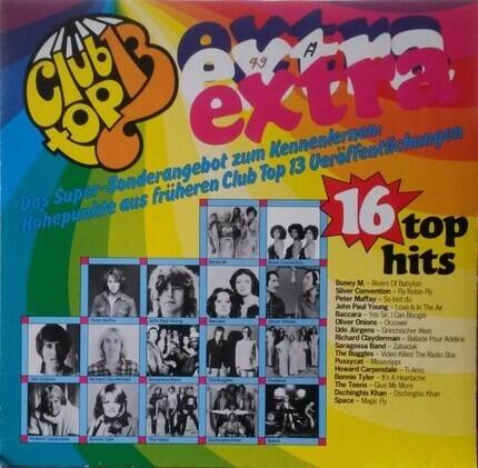 #<Artist:0x000000000802b978> - Club Top 13 - Extra 16 Top Hits
