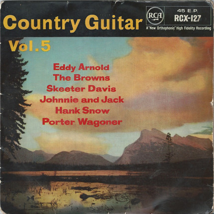 #<Artist:0x00007f7dfc902848> - Country Guitar Vol. 5