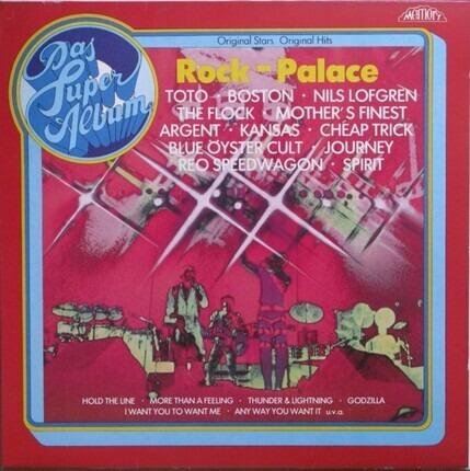 #<Artist:0x00007f1b895039e8> - Das Superalbum/Rock-Palace