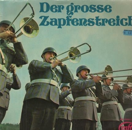 #<Artist:0x0000000008050f70> - Der Grosse Zapfenstreich