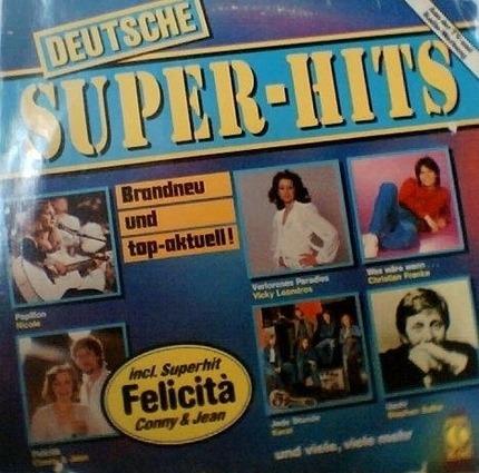 #<Artist:0x00007feb937a60a8> - Deutsche Super-Hits