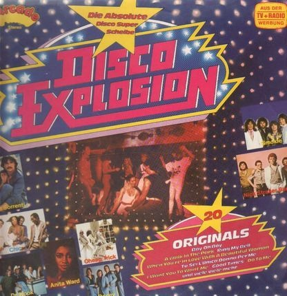 #<Artist:0x00007f4aa796b038> - Disco Explosion