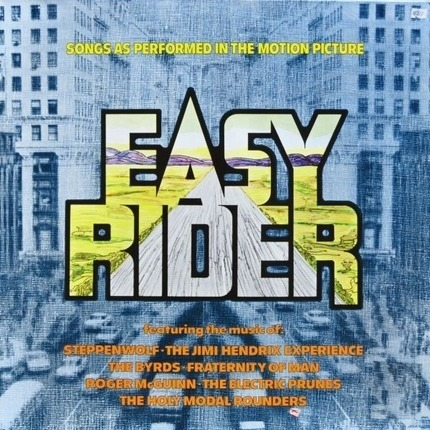 #<Artist:0x00007fb720b50480> - Easy Rider - Songs As Performed In The Motion Picture
