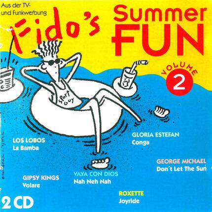 #<Artist:0x00007f91d9e27850> - Fido's Summer Fun 2