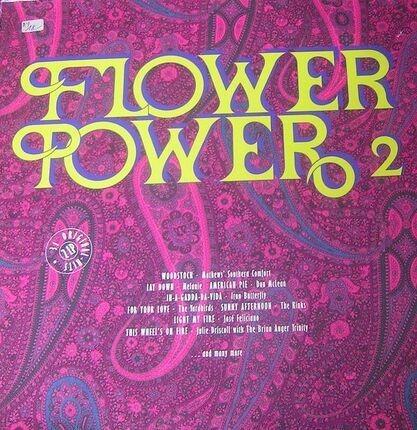 #<Artist:0x00007f12beef6190> - Flower Power 2