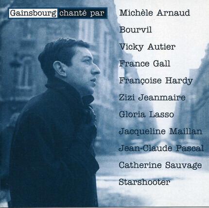 #<Artist:0x00007f0b6d374d88> - Gainsbourg Chanté Par…