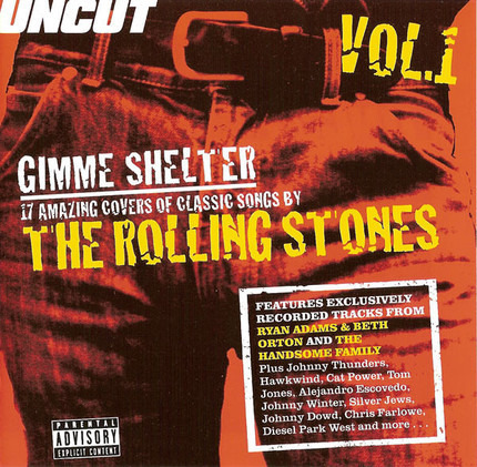 #<Artist:0x00007fb542430b30> - Gimme Shelter Vol. 1 (17 Amazing Covers Of Classic Songs By The Rolling Stones)