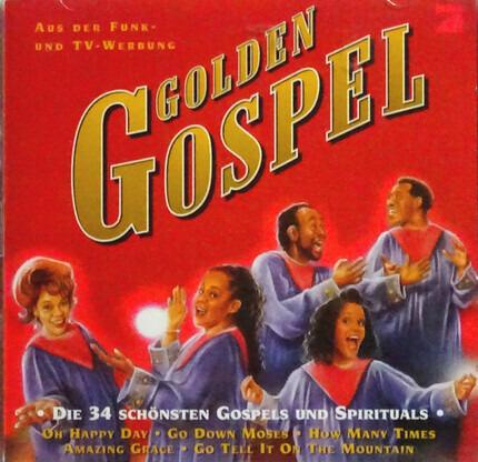#<Artist:0x00007fcee1b175a8> - Golden Gospel