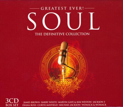 #<Artist:0x00007f6272cf2890> - Greatest Ever Soul