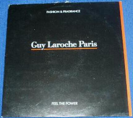 #<Artist:0x00007fde00726da8> - Guy Laroche Paris - Feel The Power