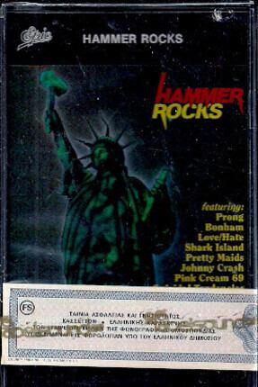 #<Artist:0x00007f6535efc260> - Hammer Rocks