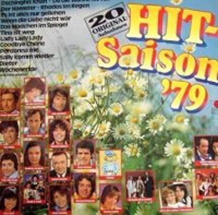 #<Artist:0x00007f7ba650fc70> - Hit-Saison '79