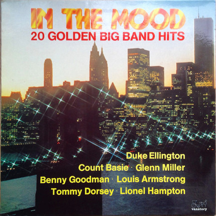#<Artist:0x00007f9c3596bb20> - In The Mood - 20 Golden Big Band Hits