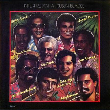 #<Artist:0x00007f8cee4fac90> - Interpretan A Ruben Blades