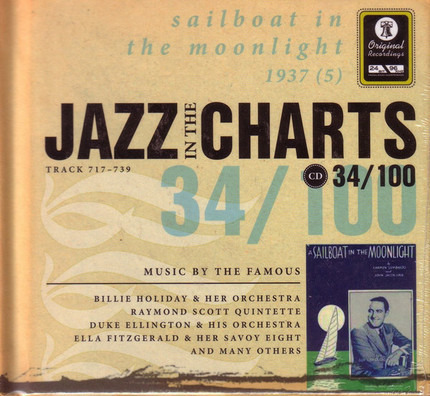 #<Artist:0x00007f740e60ac00> - Jazz In The Charts 34/100 - Sailboat In The Moonlight 1937 (5)