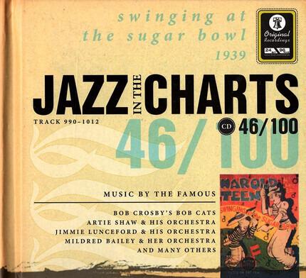 #<Artist:0x00007fea955848f0> - Jazz In The Charts 46/100