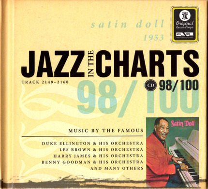 #<Artist:0x00007f60c39c7d38> - Jazz In The Charts 98/100  Satin Doll  1953 (Track 2148 - 2168)