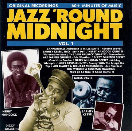 #<Artist:0x00007f5ec02453d0> - Jazz 'Round Midnight Vol.1 - 5