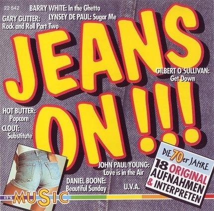 #<Artist:0x00007f7a591d76f0> - Jeans On!!! - Die 70er Jahre