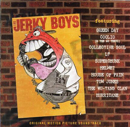 #<Artist:0x00007f504e5a04d8> - Jerky Boys - Original Movie Soundtrack
