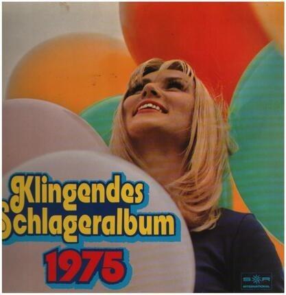 #<Artist:0x00007fed2a964f78> - Klingendes Schlageralbum 1975