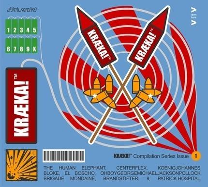 #<Artist:0x00007fb518614980> - Kraeka Compilation Series Issue #1