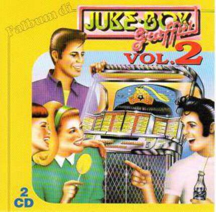 #<Artist:0x00007f410e5a6148> - L'Album Di Juke Box Graffiti - Vol. 2