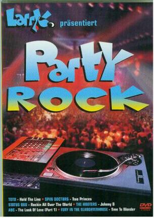 #<Artist:0x00007fe84b906a10> - Larry Präsentiert Party Rock