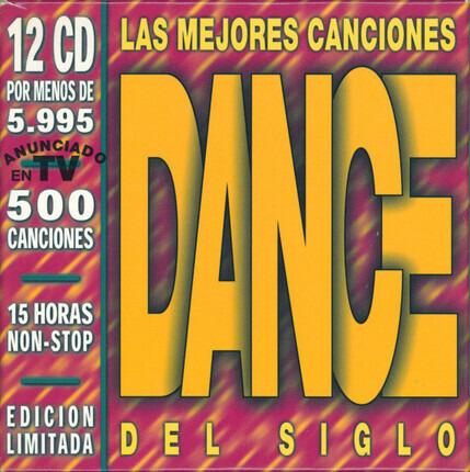 #<Artist:0x00007fce32344560> - Las Mejores Canciones Dance Del Siglo
