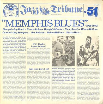 #<Artist:0x0000000009150cd0> - Memphis Blues (1928-1930)