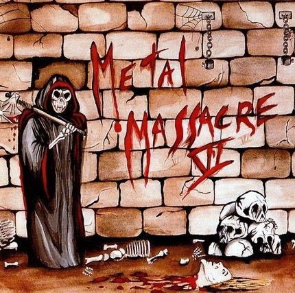 #<Artist:0x00007f4a63664900> - Metal Massacre VI