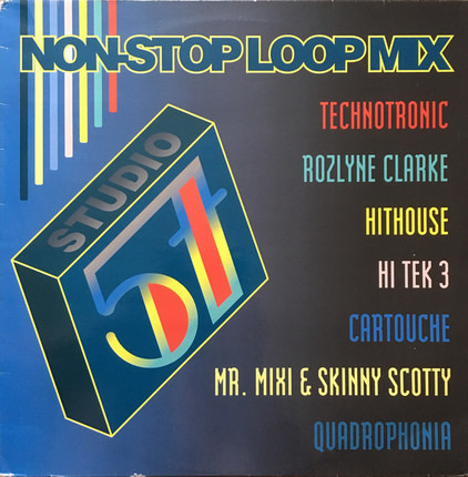 #<Artist:0x00007f412d3580e8> - Non Stop Loop Mix