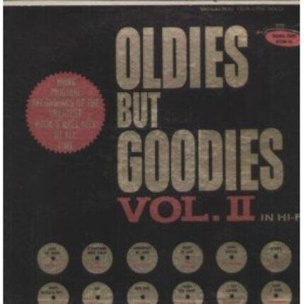 #<Artist:0x00007f4aa7bc2408> - Oldies But Goodies Volume II