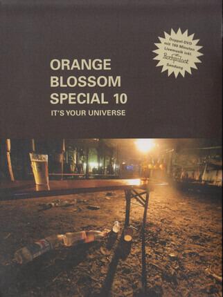 #<Artist:0x00007f9c49dea8b8> - Orange Blossom Special 10 (It's Your Universe)