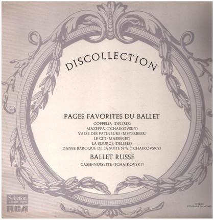 #<Artist:0x00007f60c2629038> - Pages favorites du ballet