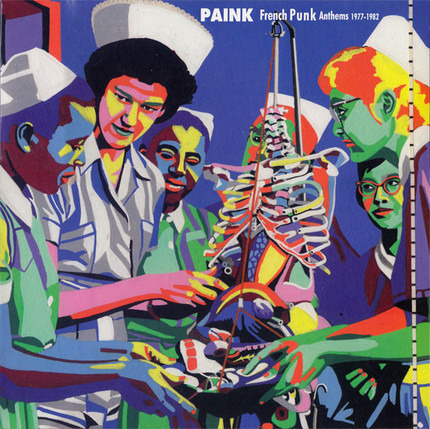 #<Artist:0x00007f575f50c400> - Paink (French Punk Anthems 1977​-​1982)