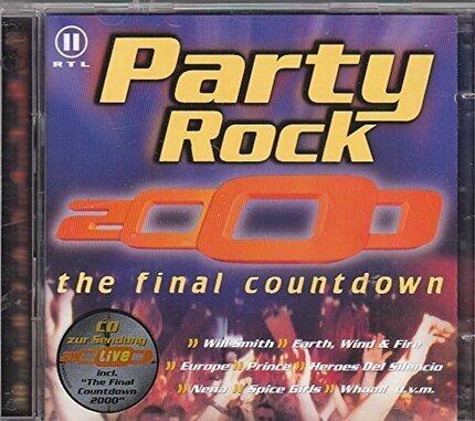 #<Artist:0x00007f91c125f3f0> - Party Rock 2000