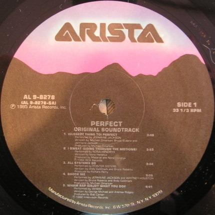 #<Artist:0x00007fd101e28f68> - Perfect: Original Soundtrack Album