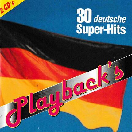 #<Artist:0x00000000049261d0> - Playback's - 30 Deutsche Super-Hits