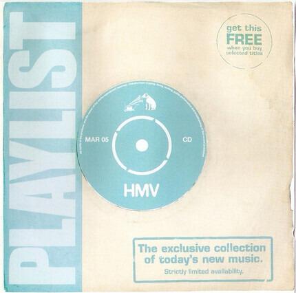 #<Artist:0x000000000635cf68> - Playlist March 2005