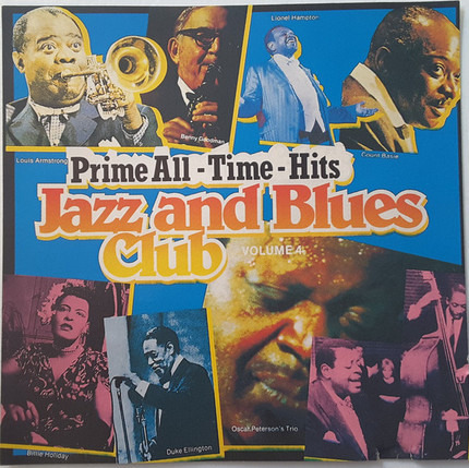#<Artist:0x00007f60c08f6bf0> - Prime All - Time - Hits Jazz And Blues Club Volume 4